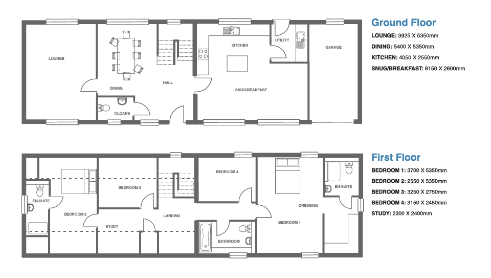 Ivy Manor, Plot 11 floor plan