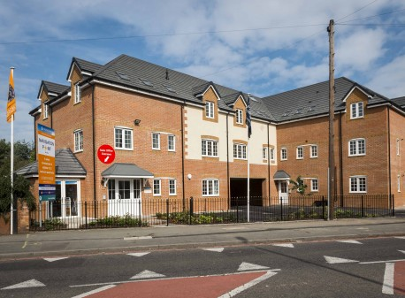 Investors snap up Walsall apartments image