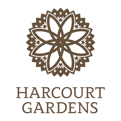 Harcourt Gardens logo