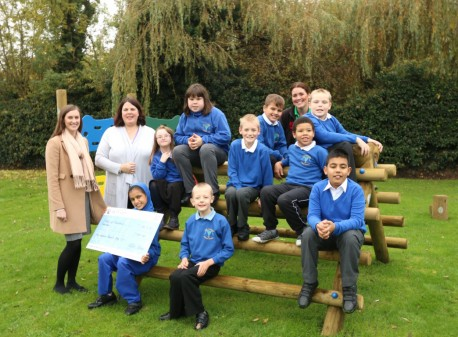 Granting wishes of youngsters at Burton-On-Trent School image