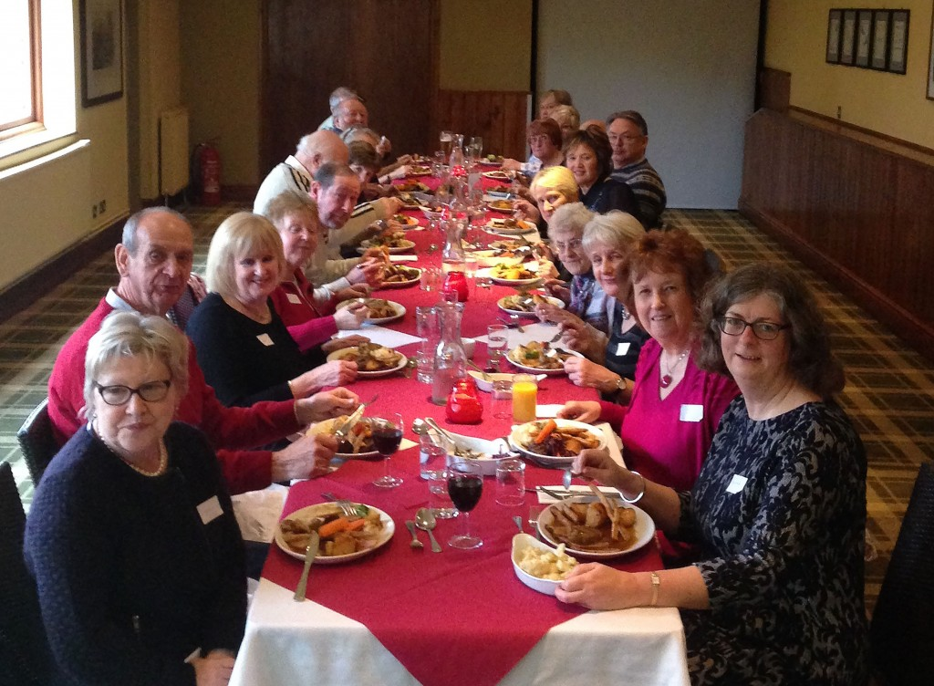 Walton Homes Funds Grandparents' Outing image