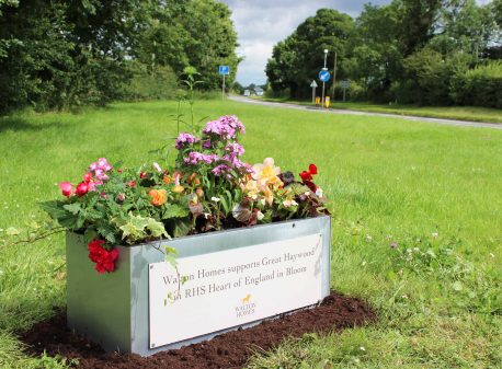 Walton Homes ensures village is blooming lovely image