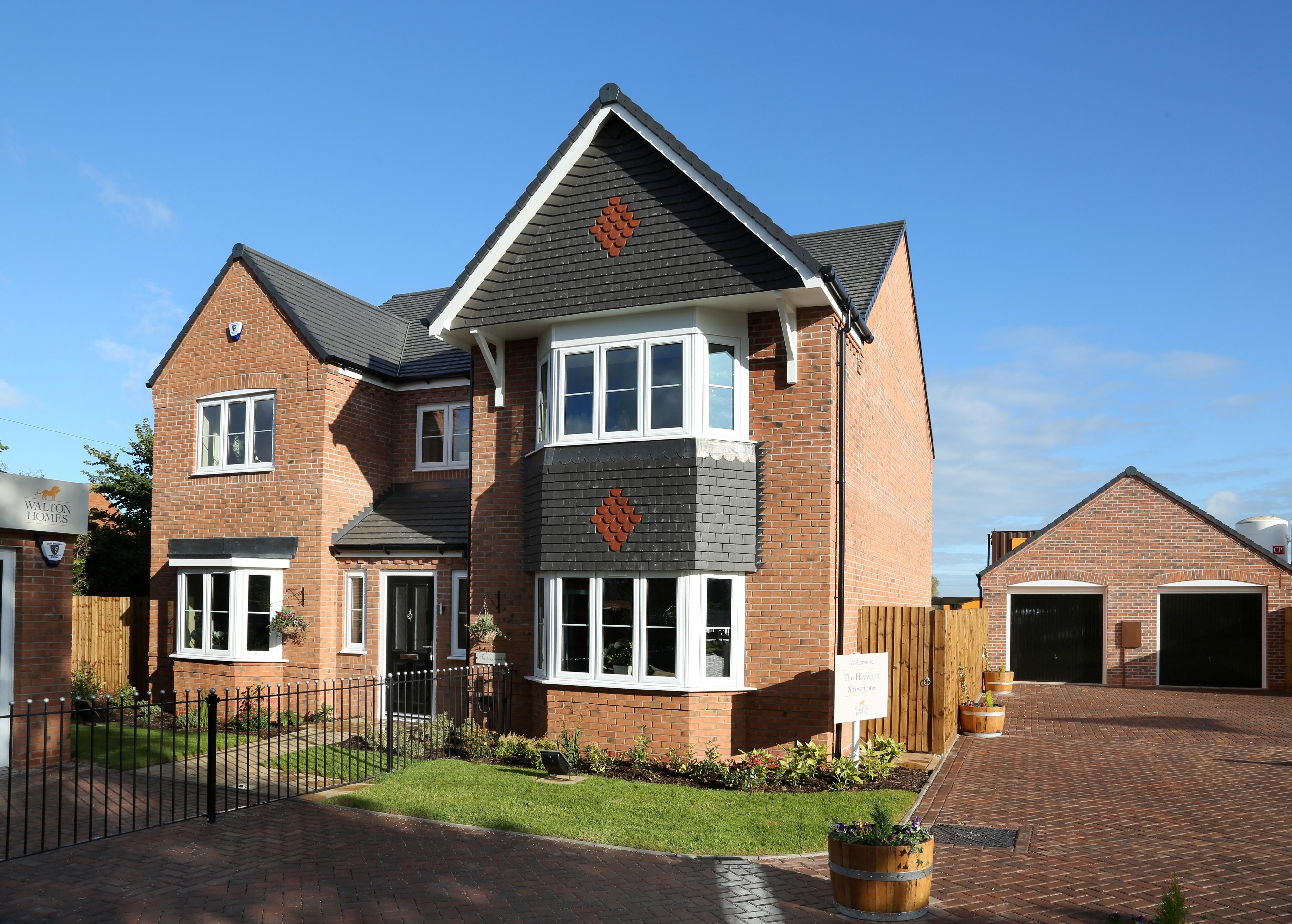 Walton Homes Hails Devereux Grange Development a Huge Success image