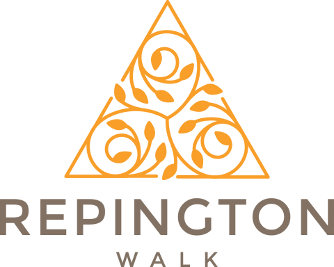Repington Walk logo