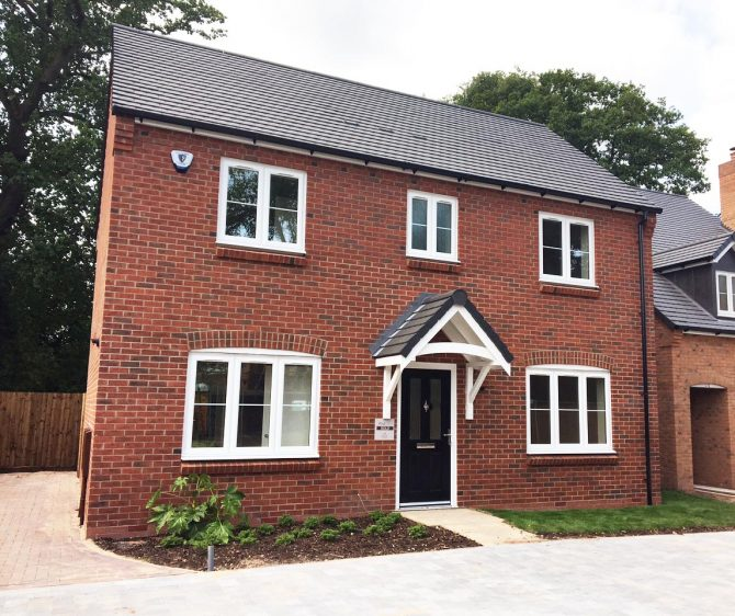 Town Meets Countryside: Walton Homes Unveils Haughton Development image