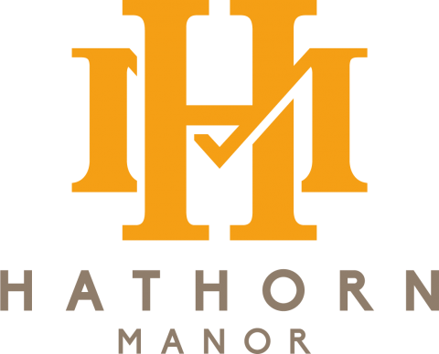 Hathorn Manor logo