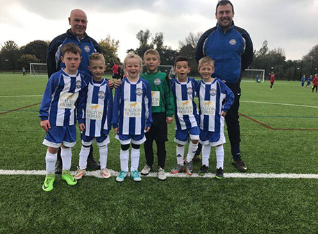 Walton Homes Signs Two-Year Sponsorship Deal with Stafford Falcons image