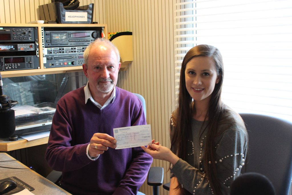 Hospital Radio Stafford Boosted by Donation from Walton Homes image