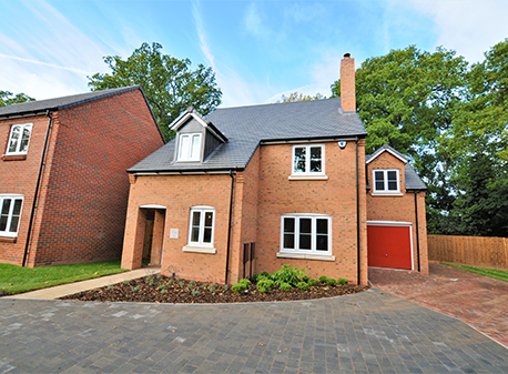 Walton Homes confirms success in Haughton as final plot remains image