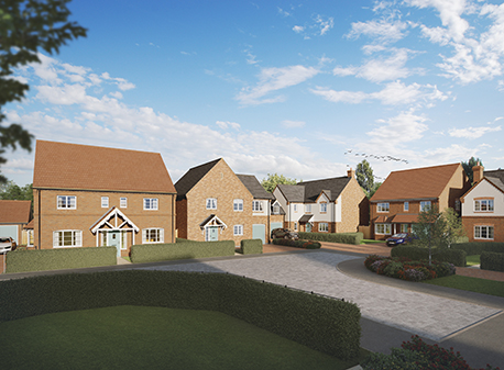 High levels of interest in latest development at Walton-On-The-Hill image