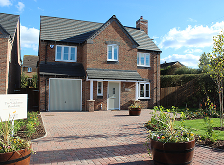 Sensational Show Home at Hathorn Manor Rugeley image