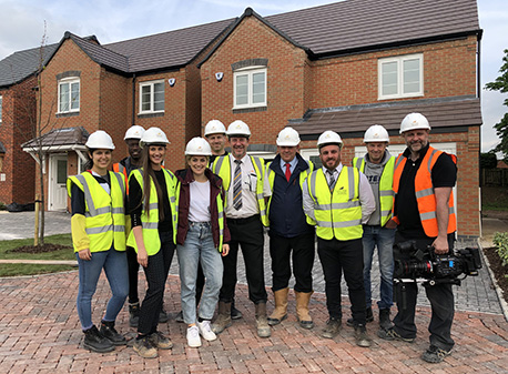 Walton Homes Vs The Gadget Show: Developer Rises to TV Tech Challenge image
