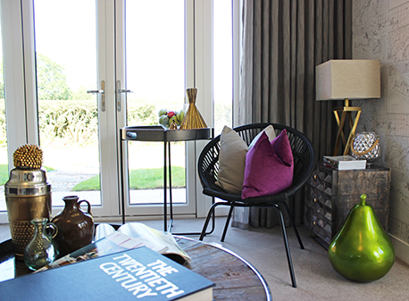 Walton Homes unveils Showhome at luxury Derbyshire development image