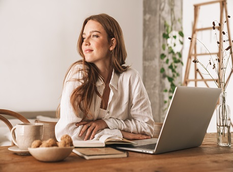 How to create the perfect space to work from home image