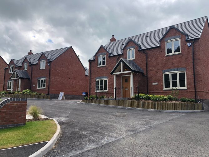 Another Walton Homes development sold before completion! image
